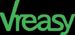 Logo de Vreasy